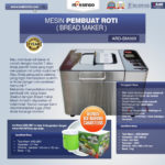 Pembuat Roti (Bread Maker) ARD-BM66XP
