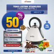 Teko Listrik Stainless (Electrik Kettel) ARD-KT12