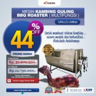 Mesin Kambing Guling Double Location Roaster (GRILLO-LMB55)