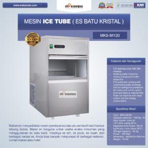 Mesin Ice Tube (Es Batu Kristal) – IM120