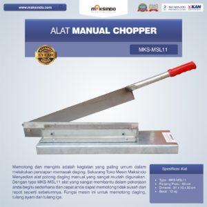Alat Manual Chopper MKS-MSL11