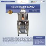 Mesin Mixer Bakso MKS-MX4