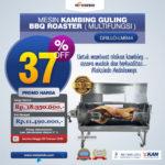 Mesin Kambing Guling GAS (GRILLO-LMB44)
