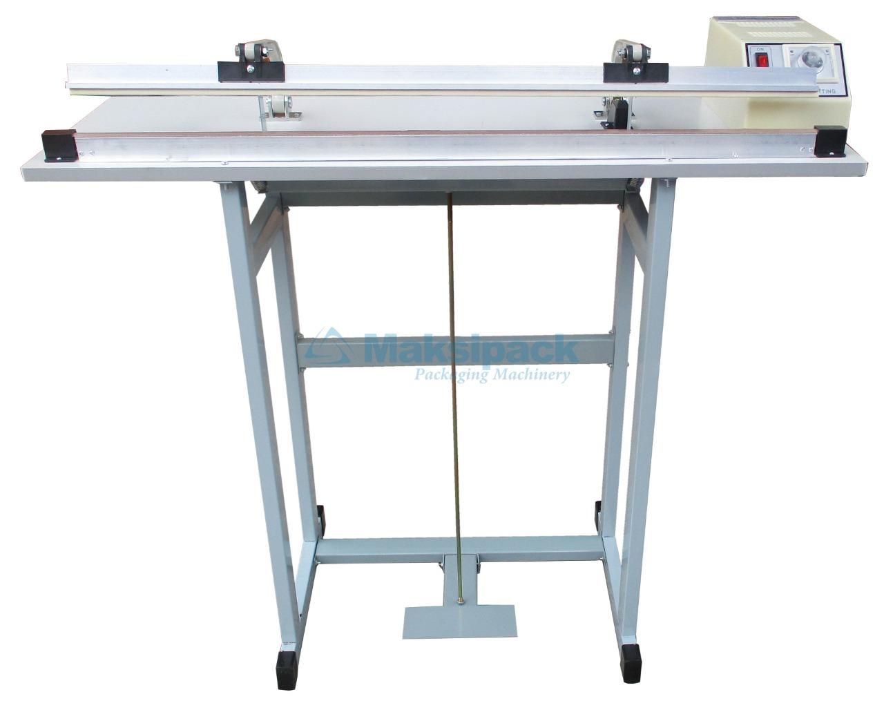Mesin Sealer Plastik Pedal Sealer FRP-1000