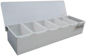 Tempat Bumbu (6 kotak)
