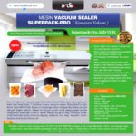 Mesin Vacuum Sealer Machine ARD-VC85
