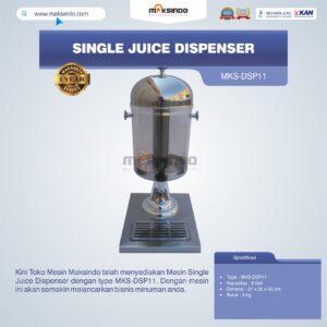 Single Juice Dispenser MKS-DSP11