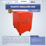 Plastic Insulated Box MKS-SB2