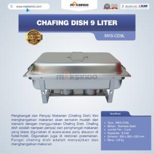 Chafing Dish 9 Liter