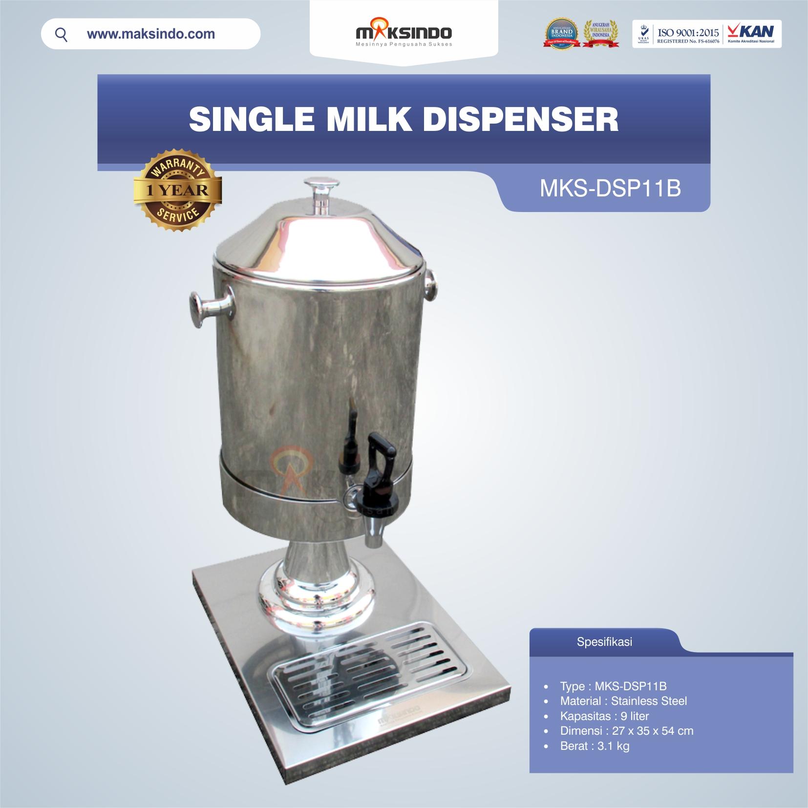 Single Milk Dispenser MKS-DSP11B