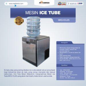 Mesin Ice Tube MKS-ICU25