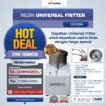 Mesin Universal Fritter QS508A