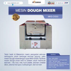 Mesin Dough Mixer MKS-DG03