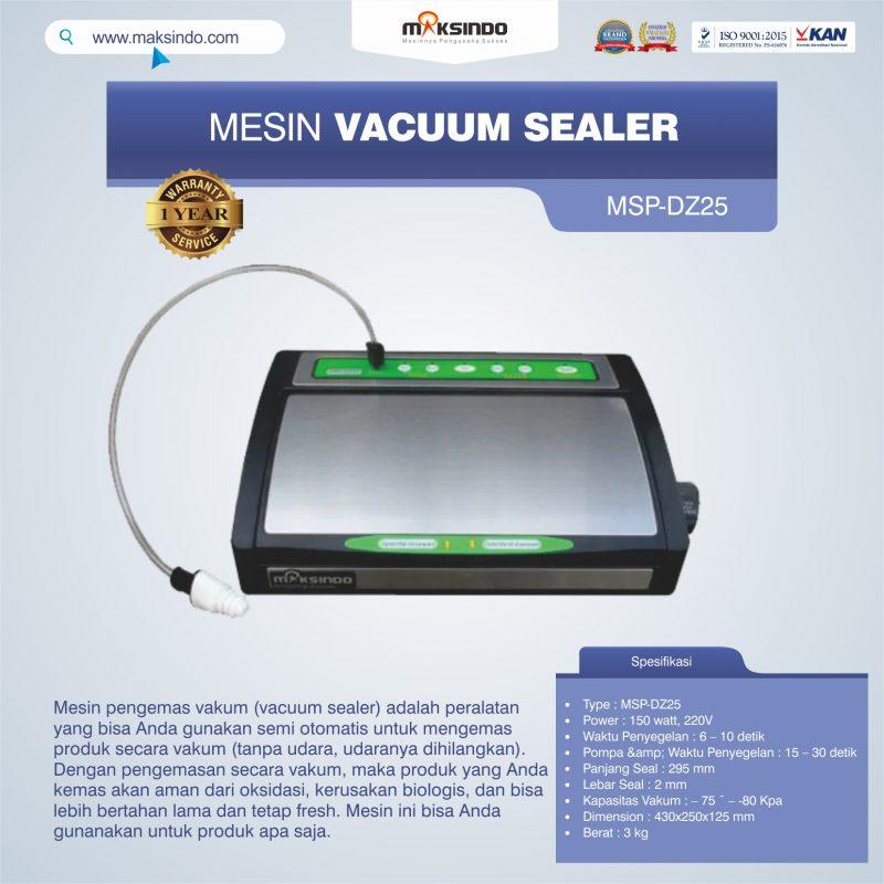 Vacuum Sealer MSP-DZ25