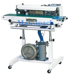 Mesin Continous Sealer With Gas Filling