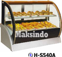 Pastry Warmer (Hot Showcase)
