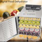 Mesin Food Dehydrator 6 Rak (FDH6)