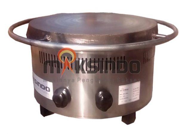 Mesin Crepes Rotary Gas (MKS-CRP60)
