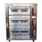 Mesin Oven Roti Gas 6 Loyang (MKS-RS36)