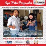 Bpk. Nuryanto Hoerudin : Sangat Puas Menggunakan Mesin Maksindo