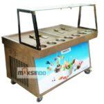 Mesin Roll Fry Ice Cream RIC50x2