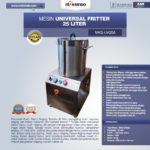 Universal Fritter 25 Liter (MKS-UV25A)