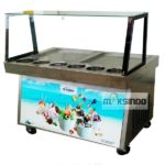 Mesin Roll Fry Ice Cream RIC36x2