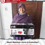 Pempek Rumahan : Mesin Maksindo Memang Murah dan Berkualitas