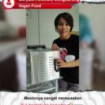 Vegan Food : Mesin Maksindo Memuaskan