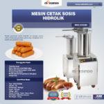 Mesin Cetak Sosis Hidrolik MKS-HDS280