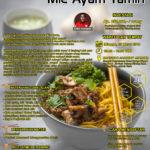 Training Usaha Mie Ayam Yamin, 25 Maret 2018