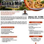 Training Usaha Aneka Mie Dan Toping, 22 Juli 2018