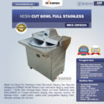 Mesin Cut Bowl Full Stainless (QW620A)