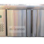 Meja Kerja + Lemari Pendingin (Working Table With Freezer) MKS-WTS201
