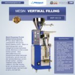 Mesin Vertikal Filling (MSP-165 CS)