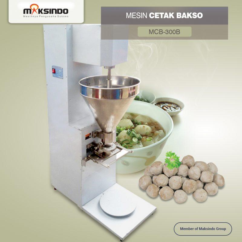 Mesin Cetak Bakso MCB300B