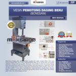 Mesin Mesin Bonesaw Potong Daging Beku dan Tulang (MKS-BSW300) (pusat mesin)
