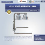 Mesin Food Warmer Lamp MKS-DW240