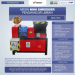 Mesin Penghancur Plastik MKS-CP30