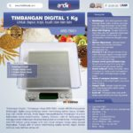 Timbangan Digital Dapur 1 kg / Timbangan Kopi ARD-TBG1
