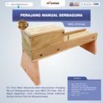 Perajang Manual Serbaguna MKS-JT01med