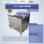 Mesin Gas Fryer (MKS-182)