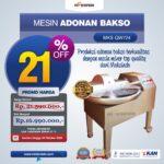 Mesin Adonan Bakso (Fine Cutter) MKS-QW724