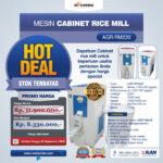 Mesin Cabinet Rice Mill AGR-RM220