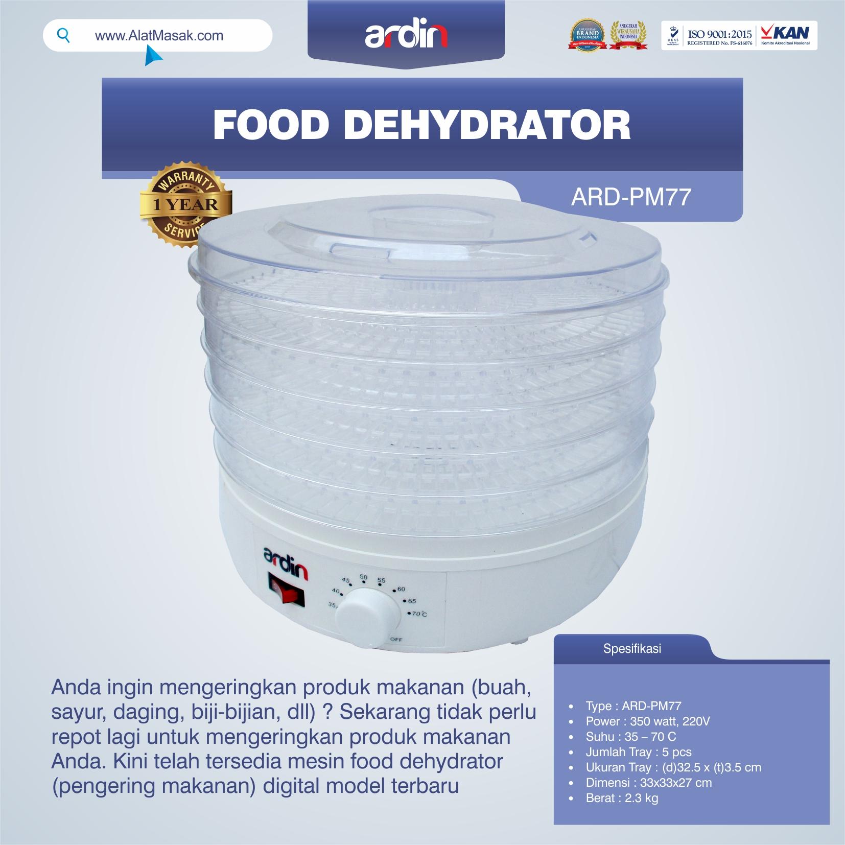 Food Dehydrator ARD-PM77
