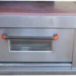 HOT DEAL Mesin Oven Roti Gas 1 Loyang RFL-11SS