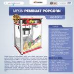 Mesin Pembuat Popcorn (POP11)