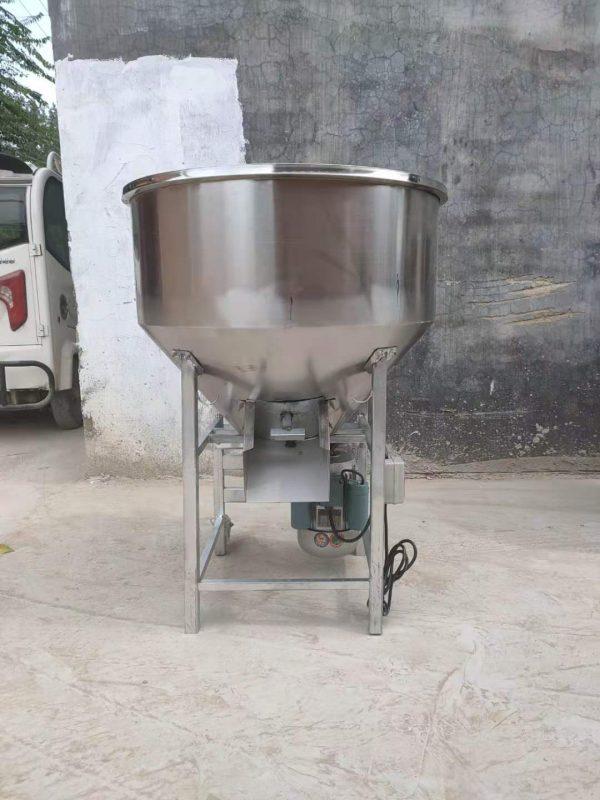 Mesin Mixer Vertikal Pencampur Tepung dan Biji  AGR-MVT200