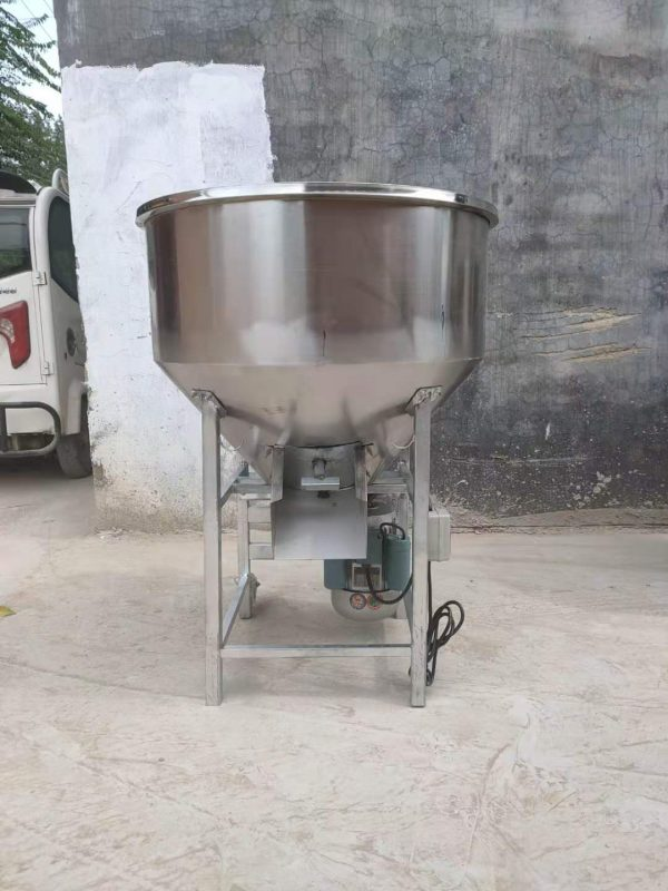 Mesin Mixer Vertikal Pencampur Tepung dan Biji  AGR-MVT60